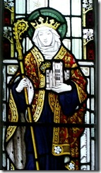 St Etheldreda (modern glass) Fritton