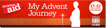 Advent Journey   Christmas appeal   Christian Aid