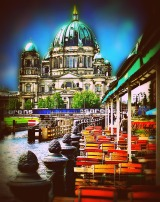 Berlin Dom from Spree