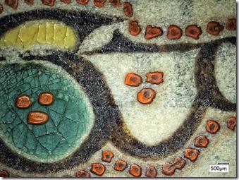 Lindisfarne closeup