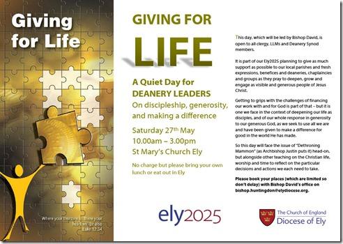 Giving for Life QD flier vs11024_1