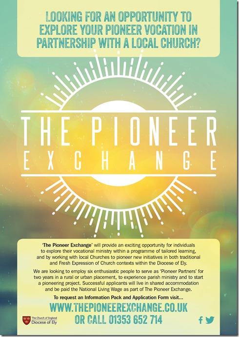 ThePioneerExchange_Poster
