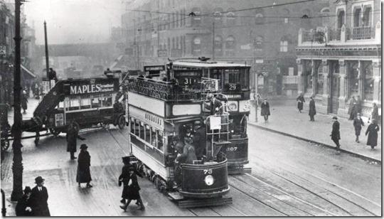 Finsbury Park 1922