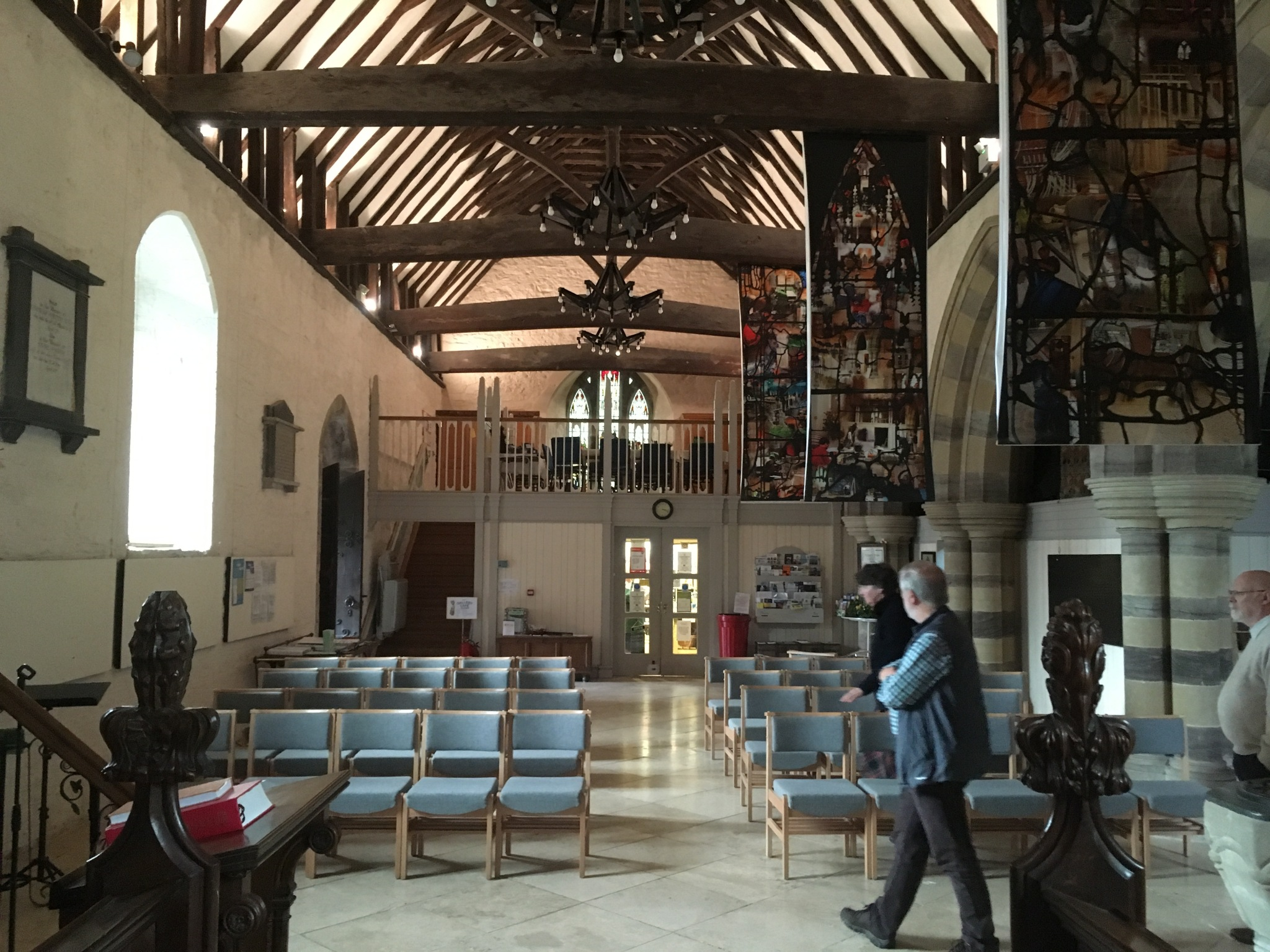 St Leonard's Yarpole gets a new lease of life